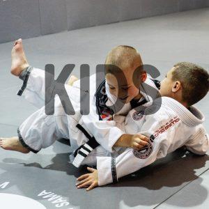 Kids Classes At Rolling Dojo