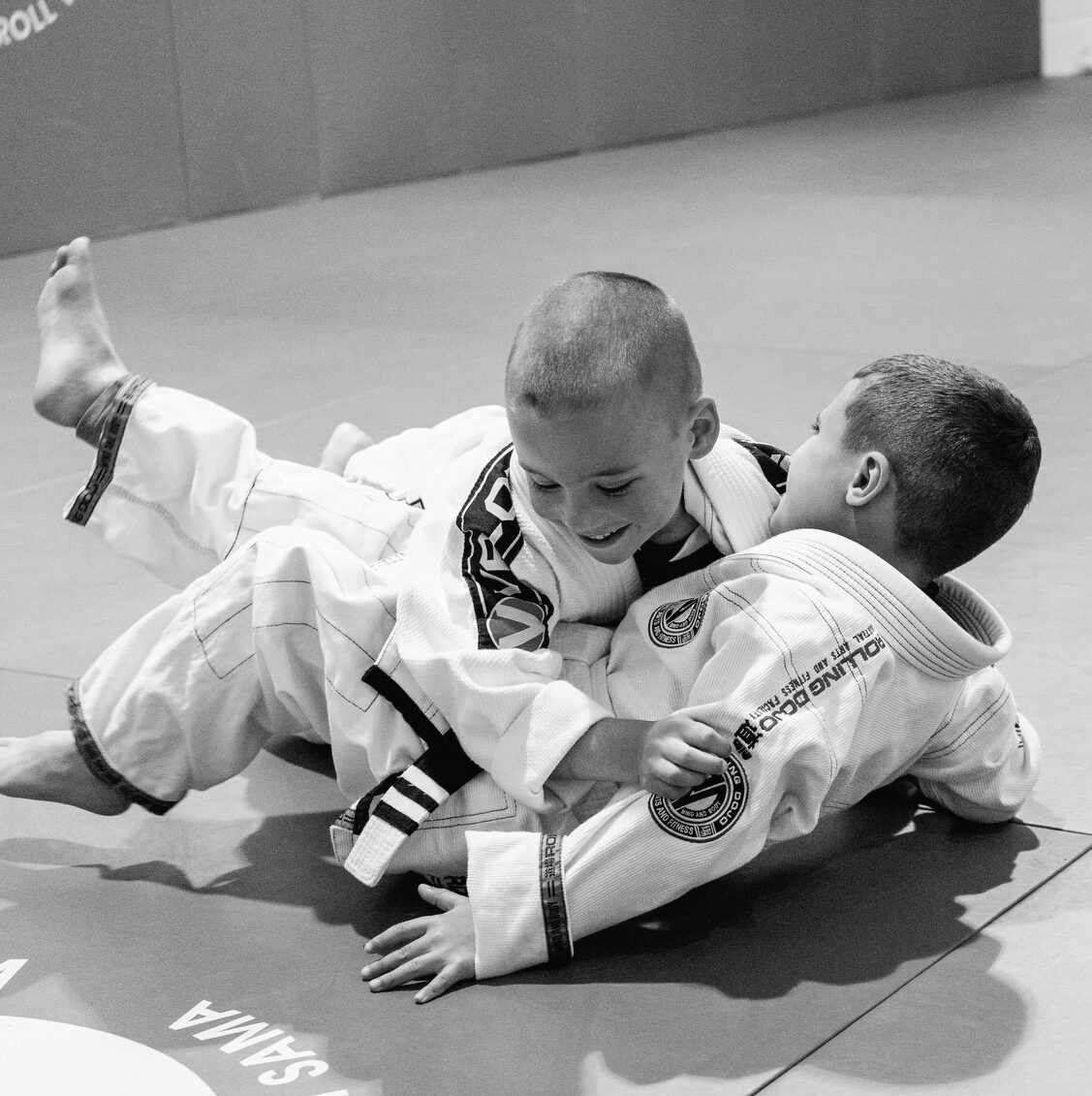 BJJ classes in Cambridge for 5-7 year olds